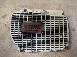 Genuine Starter Recoil Cover Stihl 044 046 MS440 1128-084-1000 Chainsaw parts