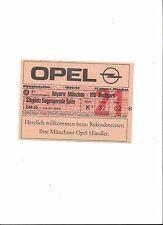 FC BAYERN MÜNCHEN - VFB STUTTGART, 28.10.1995, Sammler Ticket Bundesliga 95/96
