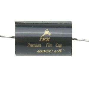 Metallised Polypropylene Film Capacitor Axial 5% 85 Deg. JB Premium 6.8uF 400V