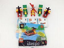 Lego McDonalds Toys - Complete