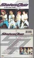 CD--STATUS QUO -- -- A FEW BARS MORE