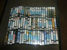 Audio Cassette Tapes x  70 tapes. Used once. VGC.