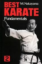 Best Karate, Vol.2: Fundamentals: By Nakayama, Masatoshi