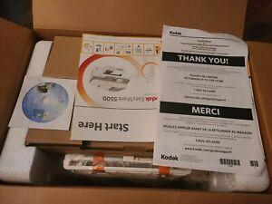 Kodak EasyShare 5500 All-in-One Printer Print, Copy, Scan, Fax New