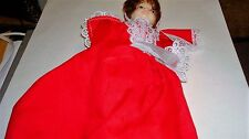 Vintage Little Red Riding Hood Three In One Doll 17""