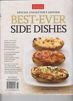 America's Test Kitchen Special Collector's Edition Best-Ever Side Dishes 2014