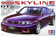 Tamiya 24145 1/24 Scale Nissan Skyline GT-R V.Spec  from Japan