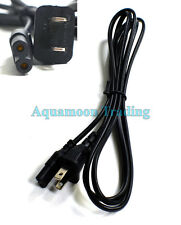 6 Feet Playstation 3 PS3 Slim Edition Replacement AC Power Cord Cable 2 Prong