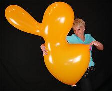 1 x CATTEX Riesen-Ente Ballon gem. Farben + VERSCHLUSS! *DUCK ASST. COLOR*