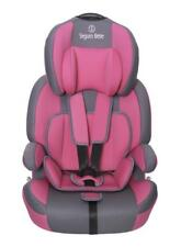 Seguro Bebe Bravo Isofix Group 1,2,3 2nd Stage Baby Car Seat - Grey on Black