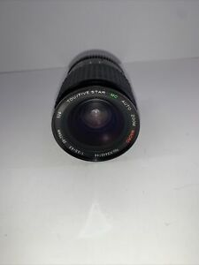 Tuo/Five Star Auto Zoom 28-75 mm Camera Lens