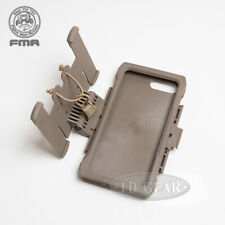 FMA Tactical Mobile Pouch Hunting Army Shell MOLLE Phone Case Iphone 7/8 Plus