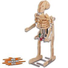 Kit Velleman bois KNS8 - Squelette marcheur                               KTKNS8