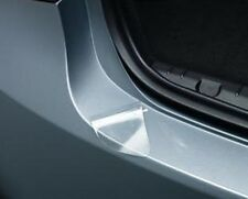 Ford Fiesta MK7 - Clear film rear Bumper Protector