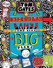 Tom Gates 14. Biscuits, Bands and Very Big Plans von Liz Pichon (2019, Taschenbuch)