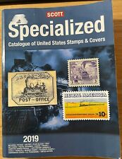 Scott 2019 Specialized Catalogue of United States Stamps and Covers