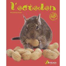 Livre L'Octodon Artémis 63 pages neuf