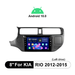 For Kia Rio K3 2012-2015 Android 10.0 GPS Player FM Radio with Fastboot USB SD