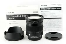 SIGMA 17-70mm F2.8-4 DC MACRO HSM Contemporary C013 for PENTAX K-Mount #3817