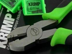 Korda Krimping Tool and Krimps *Carp Fishing Terminal Tackle Accessories