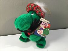 Nessie The Loch Ness Monster Plush Musical From Scotland Nwt. Read Description
