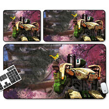Extened Mousepads BASTION I 700x300x3 MM Size Gaming Mouse Pad Laptop Mats OVBAS