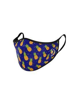 Pineapple Reusable Face Mask