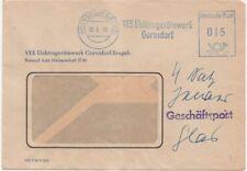 DDR, Freistempel-Brief  Gornsdorf, VEB Elektrogerätewerk Gornsdorf