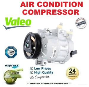 VALEO AIR CONDITION AC COMPRESSOR for MINI MINI PACEMAN Cooper ALL4 2014-2016