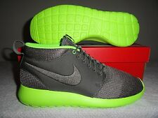 Nike Rosherun Mid Men's Running Sneakers 10.5 (New)