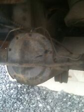 Ford 8.8 inch rear ends with discs breaks set up Locker units 3.73
