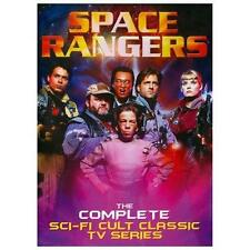 Space Rangers: The Complete Sci-Fi Cult Classic TV Series (DVD, 2013, 2-Disc Set