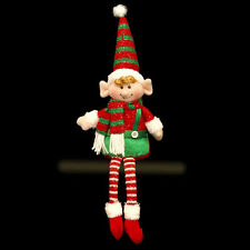 Elf Shelf Sitter Christmas Decoration / Gift 40cm Christmas mantel decoration