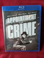 (Blu-ray) Appointment With Crime (2016, Unrated Edition) William Hartnell