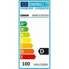 OSRAM Halolux Ceram Halogenlampe B15d 100W 230V klar 64496 NEU ORIGINAL OVP