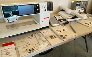 Bernina 830 Computerized Sewing, Quilting, & Embroidery Machine