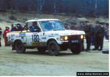 Only Decal Land Rover Range Rover Rally Dakar 1:43