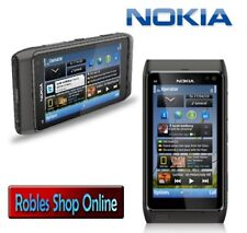 Nokia N8-00 Grey 16GB (Ohne Simlock) Smartphone GPS 3G 12MP WLAN TOUCH OVP TOP