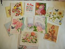 Variety of Greeting Cards, Large Selection Take A Peak Nwot