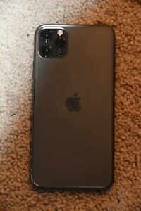 Apple iPhone 11 Pro Max - 512GB - Space Gray (AT&T) A2161 (CDMA + GSM)