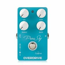 Caline CP-12 Pure Sky Overdrive Guitar Pedal Pure and Clean Overdrive and Boost