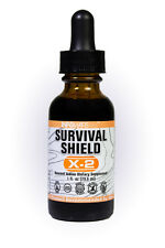 FREE shpt! Alex Jones Infowars Survival Shield X-2 nascent iodine see BULK NOTE.