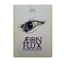 Aeon Flux - The Complete Animated Collection (Dvd, 2005, 3-Disc Set) w/insert