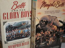 Lot of 2 Belle and the Glory Boys-The Making of Memphis Belle VHS Eric Stoltz