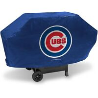 """Chicago Cubs BBQ Grill Cover 68"""" x 21"""" x 35"""""""