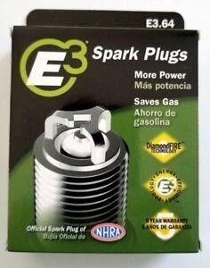 E3.64 E3 Premium Automotive Spark Plugs - 4 SPARK PLUGS 5 year or 100,000 Miles
