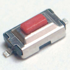 10 Pcs CESS? Tact Push Button Micro Mini Switch Momentary 3x6x2.5mm SMT SMD