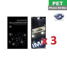 3 x iPhone 11 Pro Max/ iPhone XS Max Bling Diamond Glitter Screen Protector -PET
