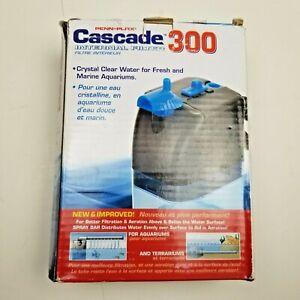 Open Box Penn-Plax Cascade 300 Internal Filter 10 Gallon Aquariums