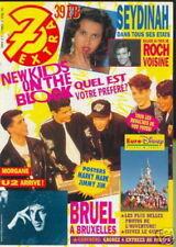 7 EXTRA 92/17 (22/4/92) ROCH VOISINE BRUEL NKOTB MELODY MICHAEL JACKSON MECANO